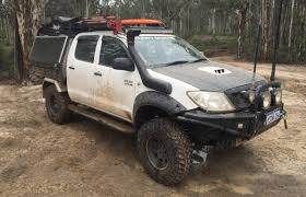 mitchell u0027s 2010 toyota hilux tourer loaded 4x4