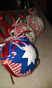 Quilted Christmas Ornaments To Make - 211 best christmas images on pinterest christmas ornaments