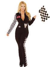Halloween Costume Race Car Driver Woman Race Car Driver Halloween Costume Elegant Moments Ebay