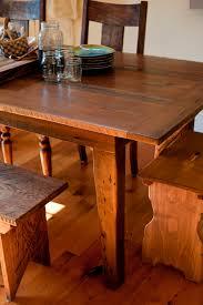 Redwood Dining Table Custom Tables Heritage Salvage