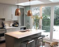 lighting in the kitchen ideas lighting design ideas copper pendant lights kitchen unique and