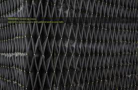 substance architecture has created an exterior curtain material