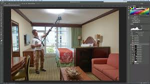 Interior Photography Interior Photography Post Production In Photoshop Youtube