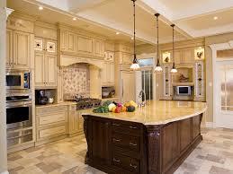 oak cabinet kitchen ideas granite countertops beautiful wood kitchen countertops hardwood