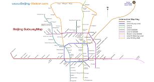 Shenzhen Metro Map Beijing Subway Map Beijing Visitor China Travel Guide
