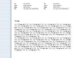 how to write a memo in microsoft word u2014 david dror