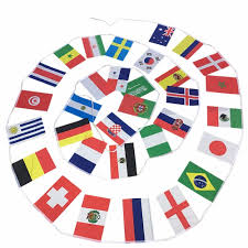 Football Country Flags Buy Carnival Flags And Get Free Shipping On Aliexpress Com