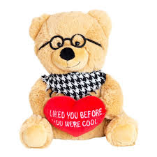 valentines day bears hollabears teddy plush and
