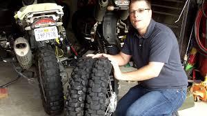 Adventure Motorcycle Tires Motoz Tires 4500 Miles On A Ktm 950r Super Enduro Youtube