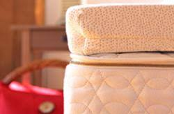 organic mattress toppers latex or wool savvy rest
