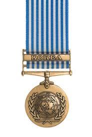 korean service ribbon nzdf medals the united nations medal korea