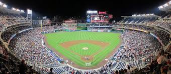 How To Build A Baseball Field In Your Backyard Nationals Park Wikipedia