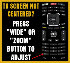how to reset vizio tv tv screen is not centered how to center tv screen