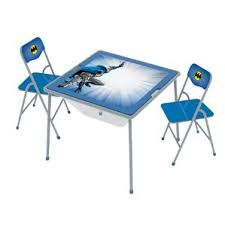Batman Coffee Table For Sale Metal Kids U0027 Table U0026 Chair Sets You U0027ll Love Wayfair