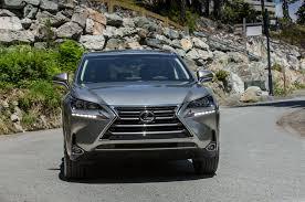 lexus is 200t premium gas 2015 lexus nx 200t nx 300h first drive motor trend