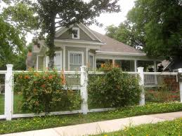 cheap front yard fence ideas home u0026 gardens geek