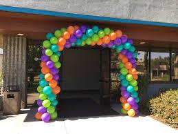 balloon arches balloon arches west ca cabrera s balloons