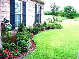 Maintenance Free Garden Ideas Easy Maintenance Flower Bed Ideas