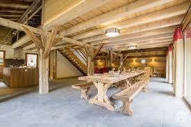location salle avec cuisine location vacances gîte chalet les bûcherons à chatel en haute savoie