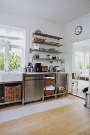 metal kitchen furniture kitchen mesmerizing metal kitchen shelves ikea lovely intended