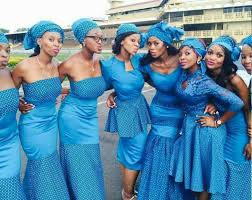 wedding dress traditions 93 best sesotho iwear images on style