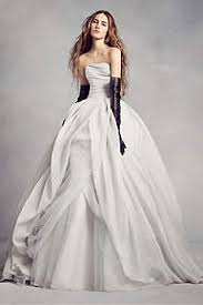 wedding dresses vera wang white by vera wang wedding dresses gowns david s bridal