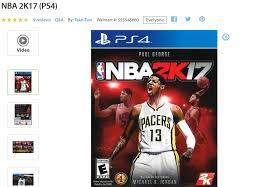 walmart black friday 2017 ps4 walmart black friday 2016 ad preview 27 each for nba 2k17 u0026 fifa