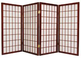 Japanese Screen Room Divider Furniture Three Foot 3 Size 3 Window Pane Japanese Shoji Privacy Screen Room Divider 4 Panel Black 3326868 Jpg