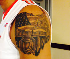 Ohio State Tattoos - marc loving s cool thad matta could shuffle his starters