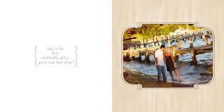 Wedding Album Pages Why You Need A Wedding Album And Engagement Guest Book Too