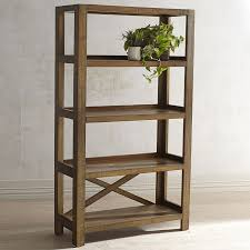 Livingroom Shelves by Parsons Java Tall Shelf Pier 1 Imports