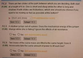 solved 7 c 2 there are two slides at the park between whi