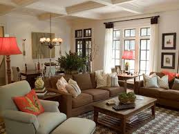 how decorate a living room with brown sofa brown couches living room dark brown leather sofa decorating ideas