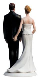 and chain cake topper 9 fabulous wedding cake toppers for every personality you
