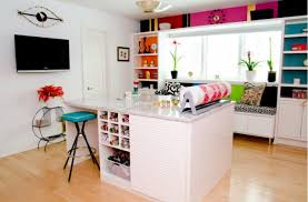 Pictures Of Craft Rooms - craft room ideas a space of vision and creative finesse home