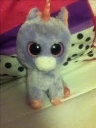 ty beanie boo wishful unicorn november 10 tybeanieboo