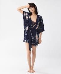 robe de chambre été robe de chambre kimono robes de chambre tendances printemps été