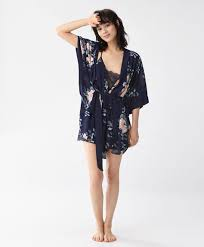 robe de chambre été femme robe de chambre kimono robes de chambre tendances printemps été