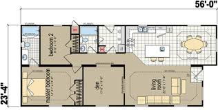 Floor Plans For Trailer Homes Manufactured Homes Floor Plans Redman Homes