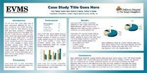 eastern virginia medical research poster templates