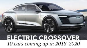 mitsubishi crossover models 10 electric crossover cars and 7 passenger suvs coming up in 2018