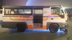 philippine jeepney centro shows off what it believes is the future king of philippine