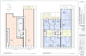 Renovation Floor Plans by Mixed Use Renovation Planned For 217 225 Chartres Street Canal