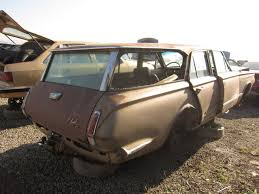 classic volkswagen station wagon junkyard find 1964 plymouth valiant 200 station wagon the truth