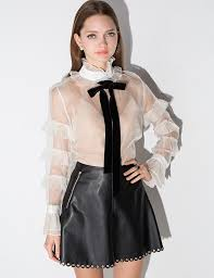 bow tie blouse book of womens bow tie blouse in us by sobatapk com