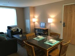 walker avenue apartments at the university of maryland living room