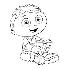 latest super why coloring pages free printable 32739 throughout to