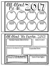 free new year u0027s activity book by blair turner tpt