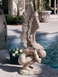 25 unique garden statues ideas on garden water