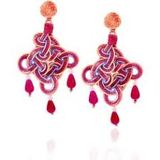 Beaded Chandelier Earrings 18 For Chaps Openwork Beaded Chandelier Earrings 8 40 Liked On